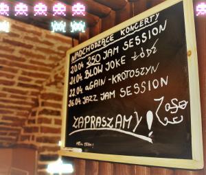 Zespół aGain w Mustang Pub Poznań