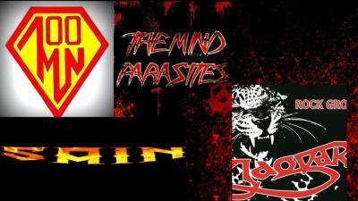 KONCERT: Sto Milionów, Sain, The Mind Parasites, Jaguar