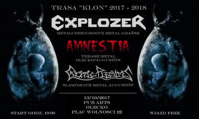 Trasa Klon 2017-2018
