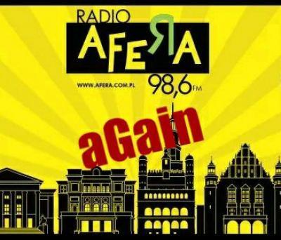 Koncert aGain Radio Afera