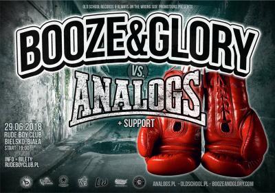 Booze&Glory, The Analogs, Zimna Wojna