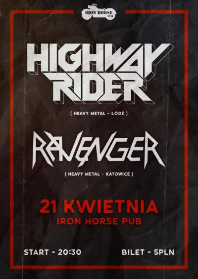 Highway Rider i Ravenger