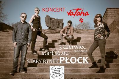 VATAHA - Jarmark Tumski - Koncert Płock