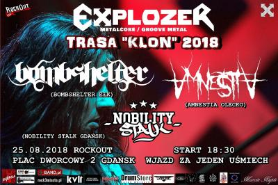 Explozer Party 2018