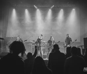 Koncert w klubie Magnetofon (Łódź)