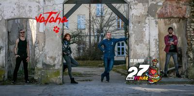 VATAHA - 27 Finał WOŚP 2019 / Gąbin