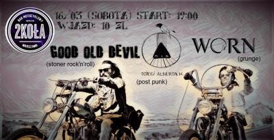 Good Old Devil / Dzieci Alberta H. / Worn w 2 KOŁA