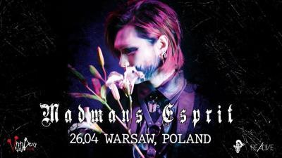 Madmans Esprit | Warsaw (PL), VooDoo Club + Support Acts