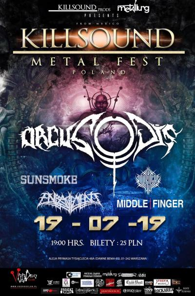 Killsound Metal fest Poland