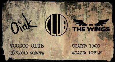 Letnia Scena VooDoo - Oink x Club x On The Wings