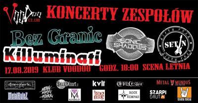 Letnia Scena VD - Killuminati x Setin x SonicShadows x BezGranic