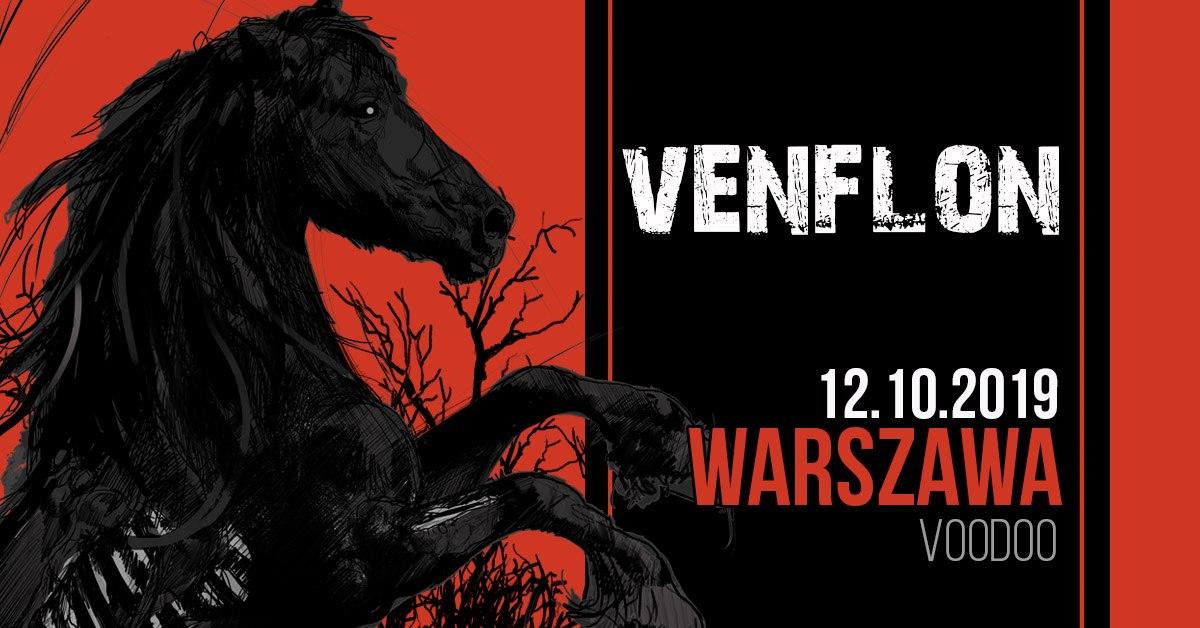 Venflon + Plan / 12.10 / Warszawa