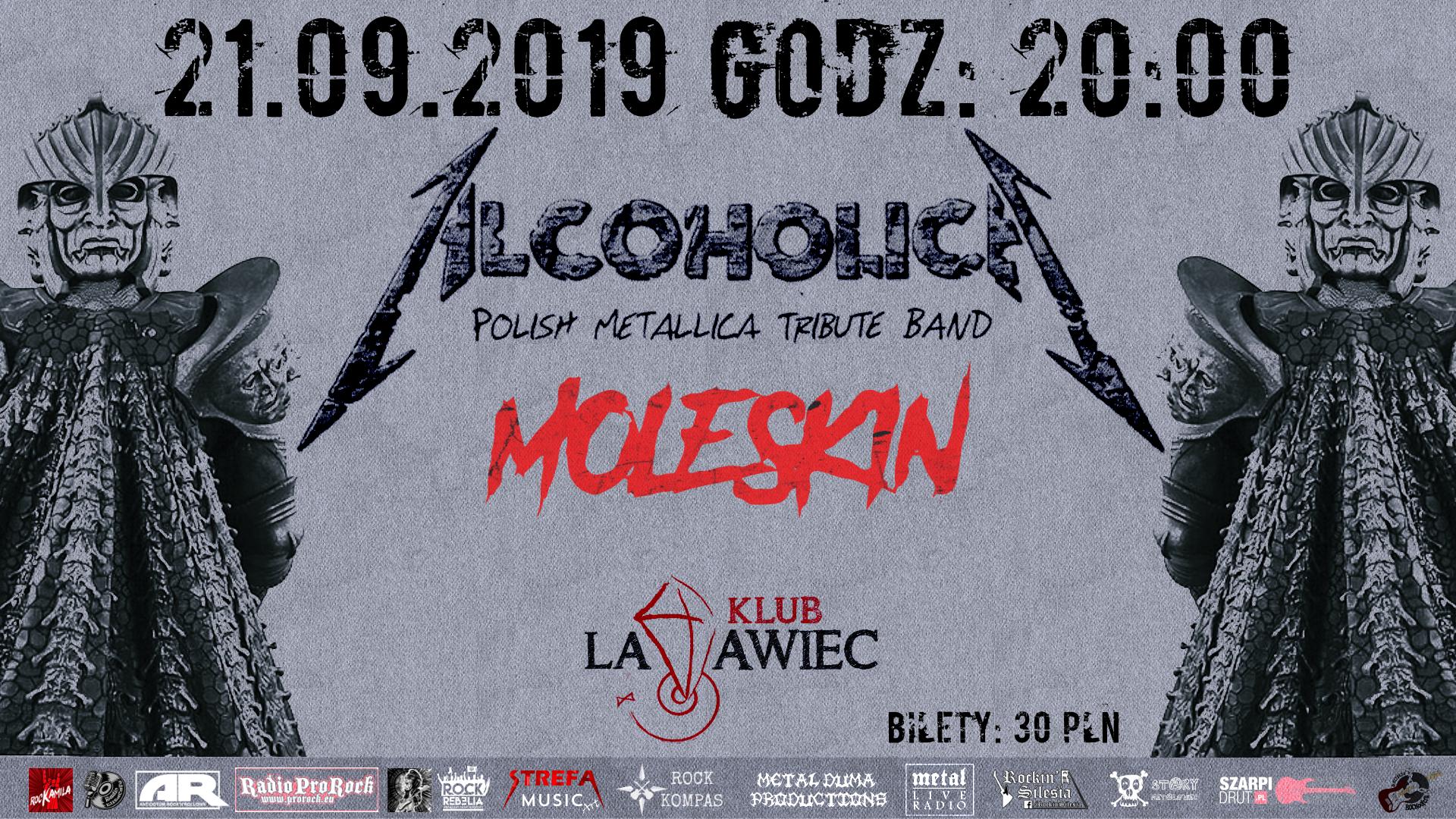 Enclose w Bdzinie - 16.11.2019 - bilety - Koncertomania