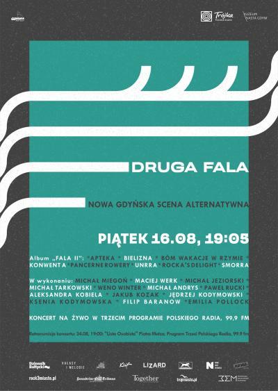 Gdynia 1988-2018: Druga fala. Koncert w Trójce.