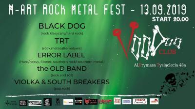 M-ART Rock Metal Fest