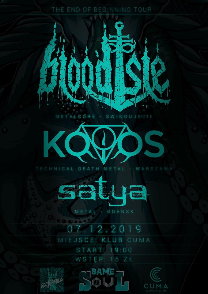 Bloodisle // Koios // Satya