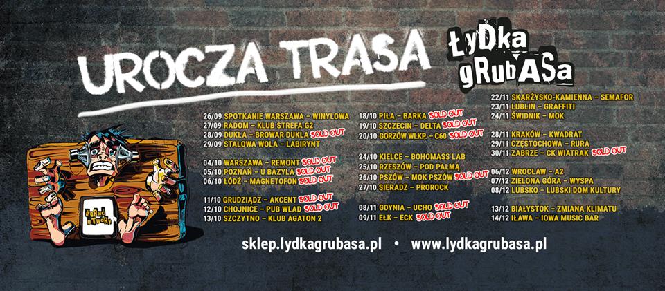 Łydka Grubasa | Guitar Force - Zielona Góra - Klub Wyspa
