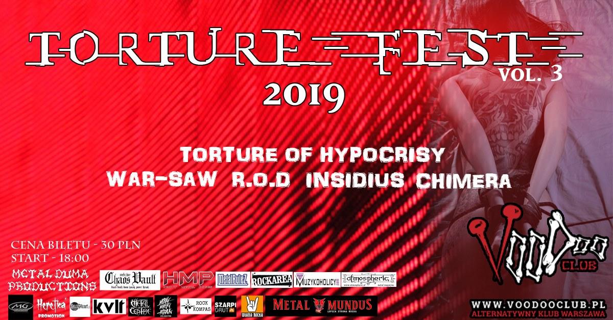 Torture Fest 2019