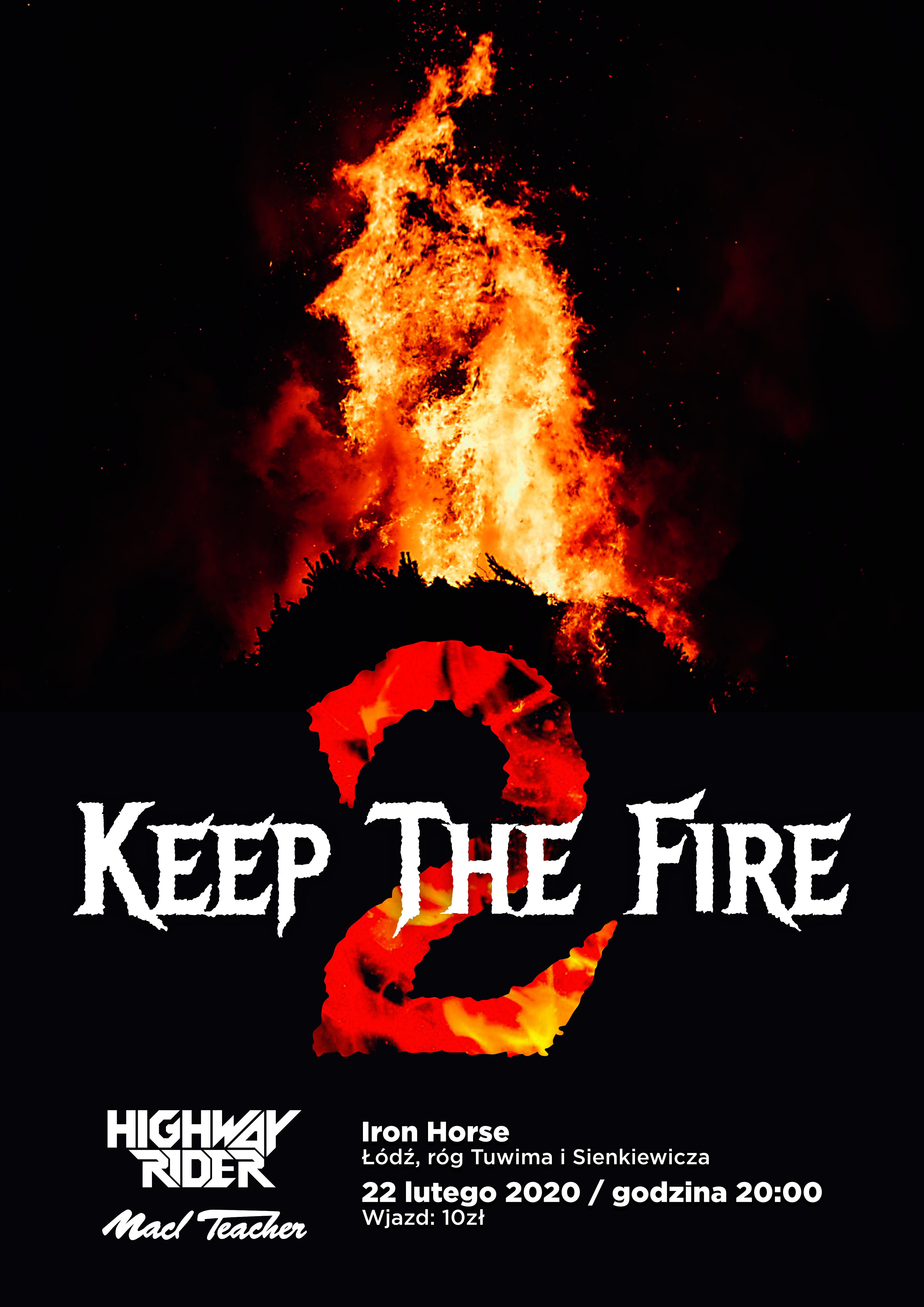 Keep The Fire! vol.2