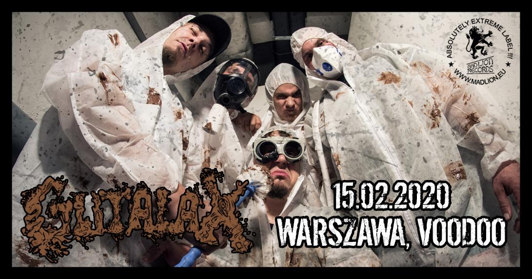 Gutalax w Warszawie! MAD FEST Vol.5