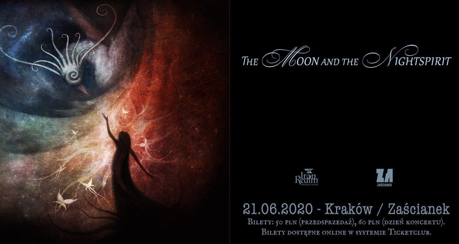 The Moon & the Nightspirit / 21.06 Kraków