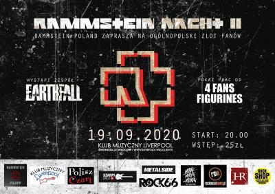 Rammstein Nacht II - Ogólnopolski zlot fanów 19.09.2020