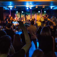 Kapibary - koncert w klubie MechanikKapibary - koncert w klubie Mechanik, fot. Łukasz Kowalski