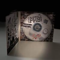 nadruk na cd