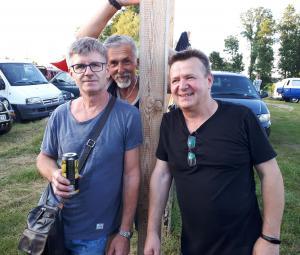 Blues Festiwal Kiełpiniec, blues-bus