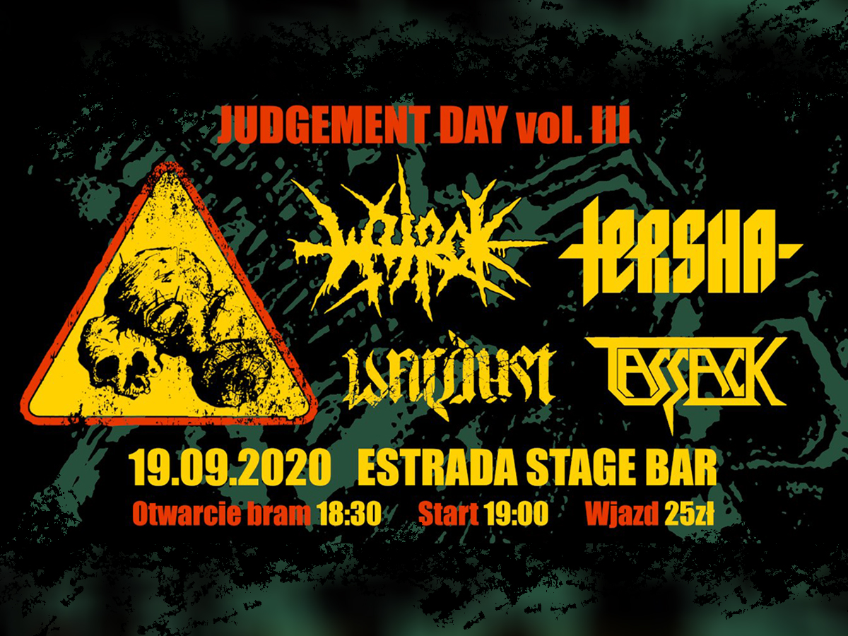Judgement Day 3