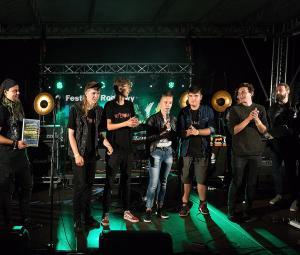 Meteroids - Przegląd Lubuskie Dobrze Rockuje Fest 2020