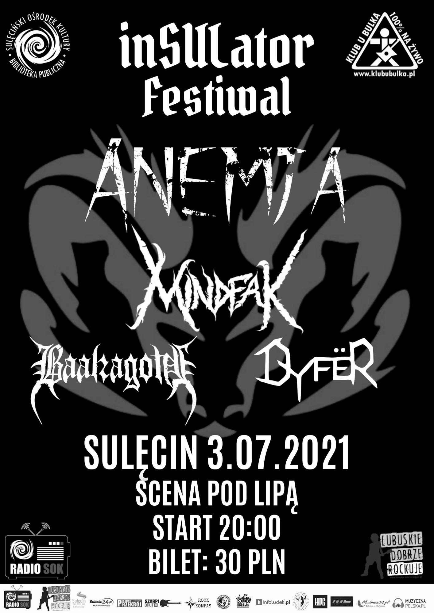 inSULator Festiwal!