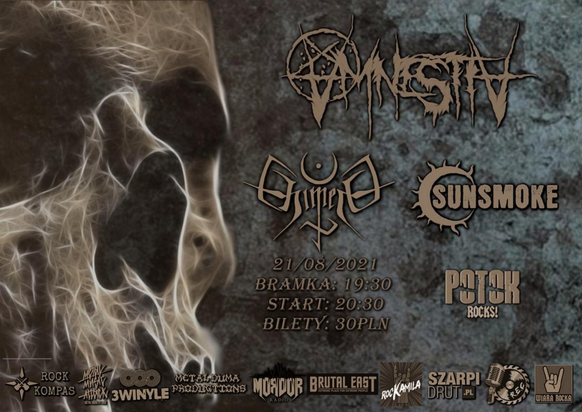 AmnestiA/Chimera/Sunsmoke w Potoku