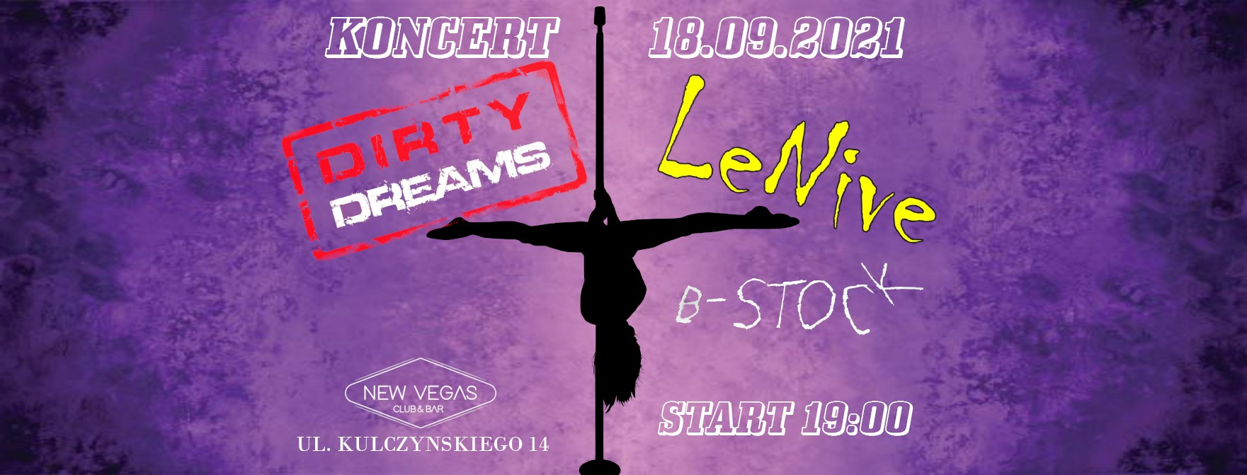 Dirty Dreams x B-Stock x LeniVe