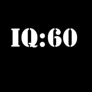 IQ:60